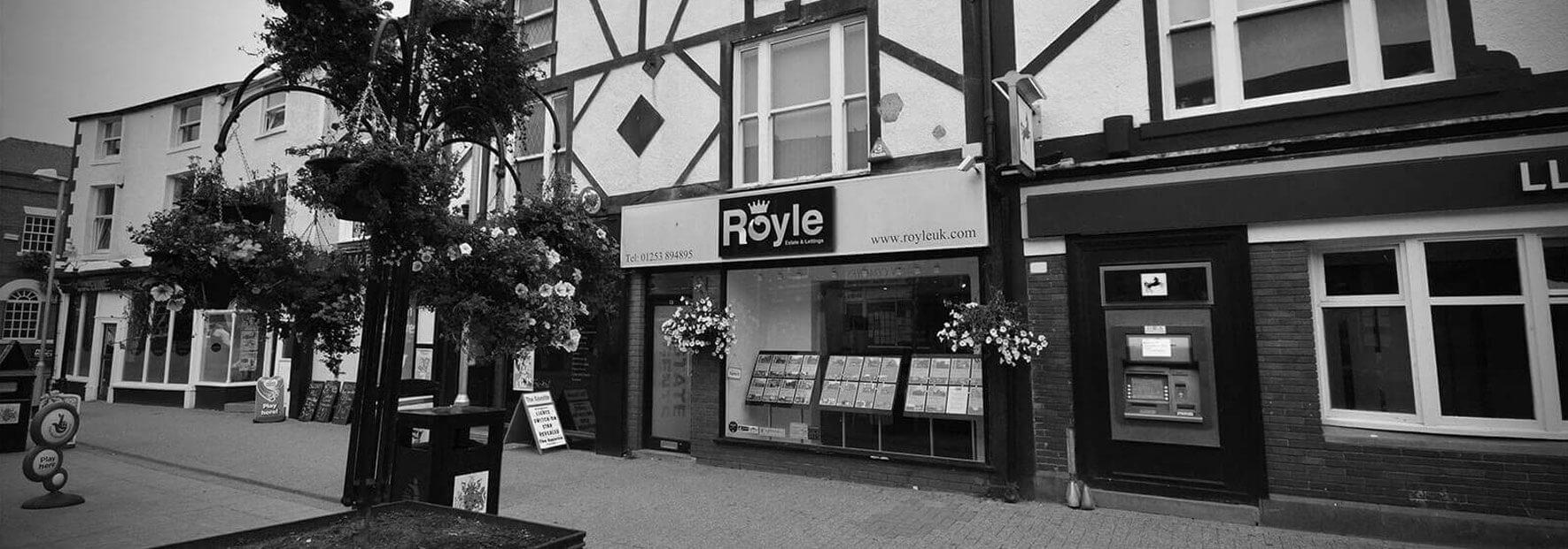 Royle Estate Agents Poulton-Le-Fylde
